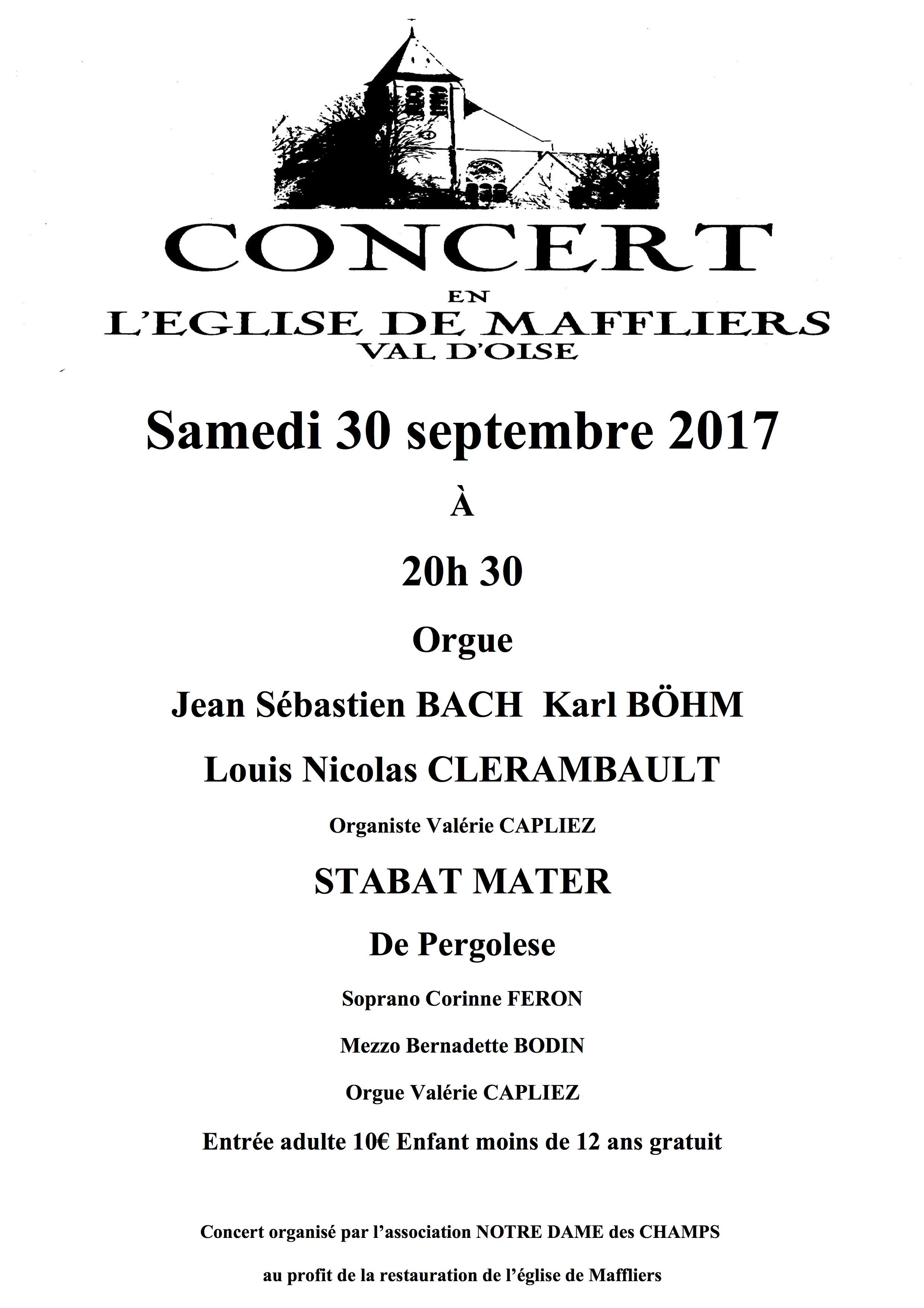 Fªte de la Musique Montsoult Carnelle Pays de France