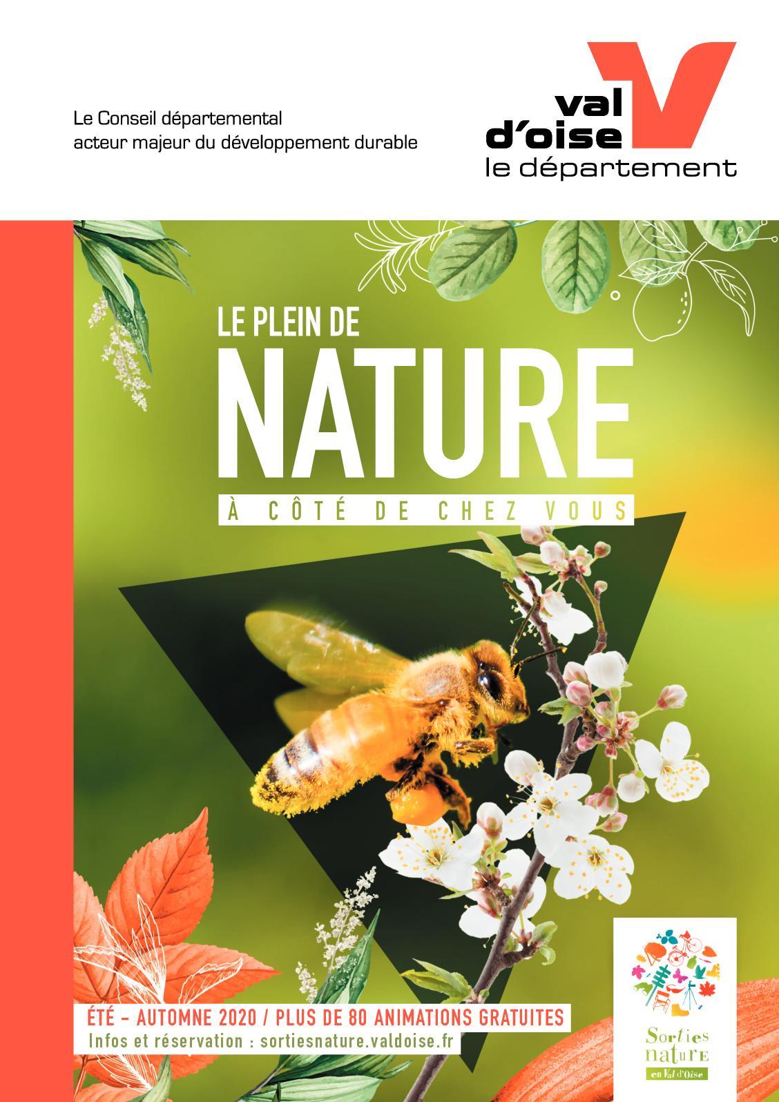 Reprise des activités : Seizième édition des Sorties Nature