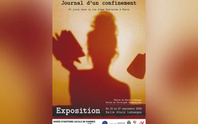 Exposition : Journal d'un confinement à Viarmes