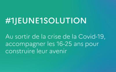 "Plan ""1 jeune, 1 solution"""