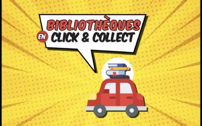 Les bibliothèques intercommunales à l'heure du Click & Collect