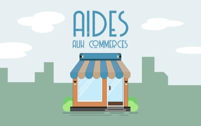 Aides à destination des commerces