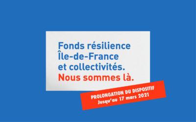 Fonds Résilience