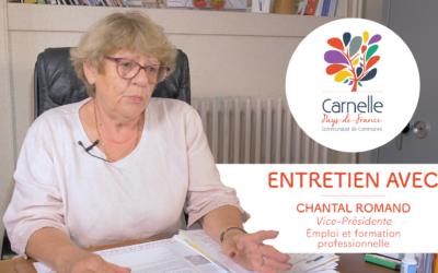 Vidéo – Entretien avec Chantal Romand