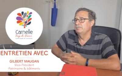 Vidéo – Entretien avec Gilbert Maugan
