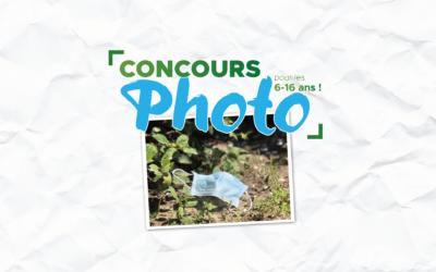 Concours photo pour la journée citoyenne de l'environnement